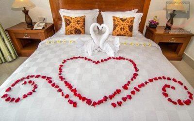 Cách trang trí phòng cưới – trang trí phòng tân hôn thật lãng mạn