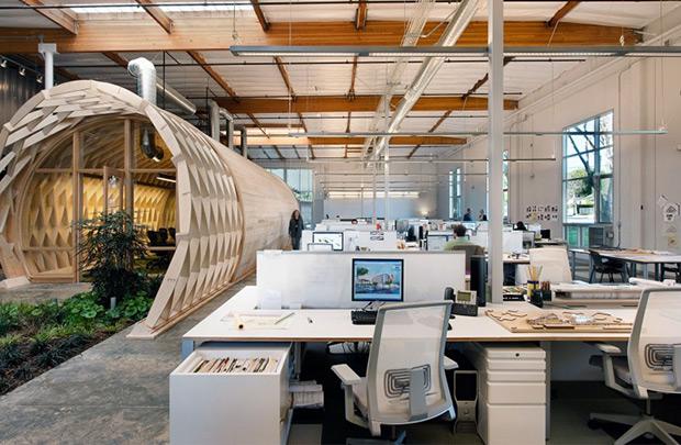 Trang trí phòng làm việc để tăng khả năng sáng tạo cho nhân viên